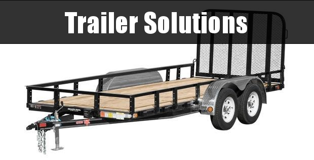 "2019 PJ 16' x 72"" Tandem Axle Channel Utiltiy Trailer"