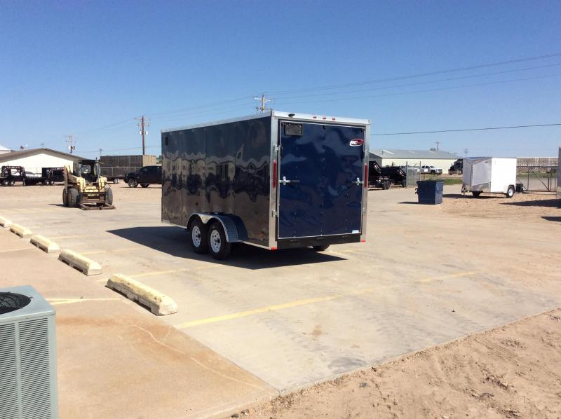 2019 RC 7x16 Enclosed Trailer