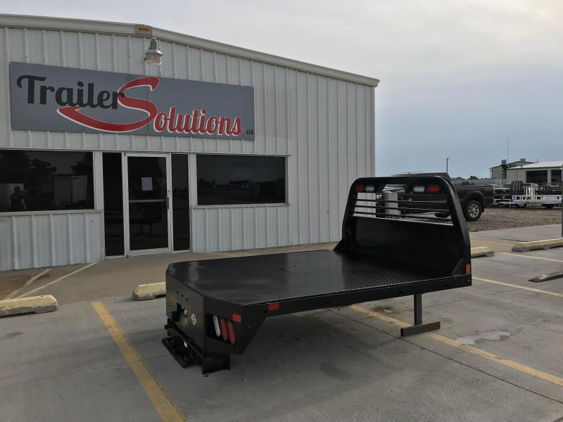 2017 PJ Standard Steel Truck Bed