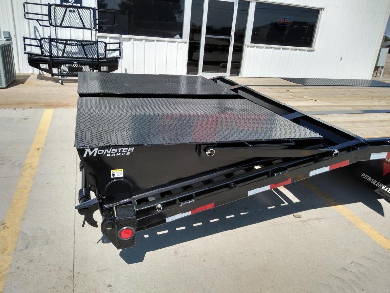 "2019 PJ 35' x 102"" Low-Pro Flatdeck with Duals"
