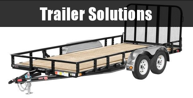 "2019 PJ 18' x 83"" Tandem Axle Channel Utility Trailer"