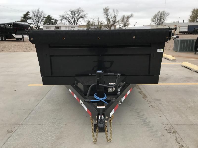 "2019 PJ 14'x83"" Tandem Axle Dump Trailer"