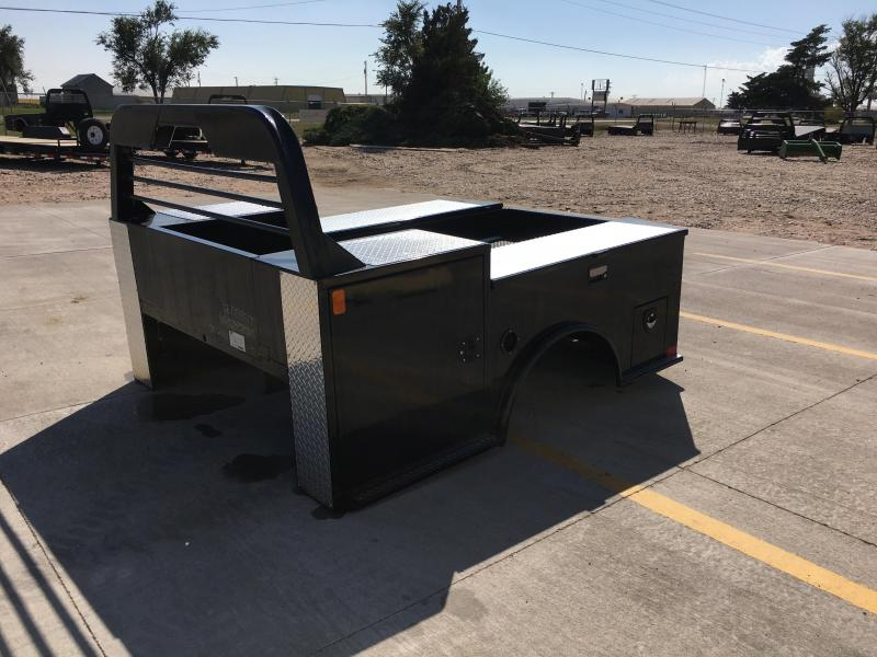 2018 PJ Utility Truck Bed