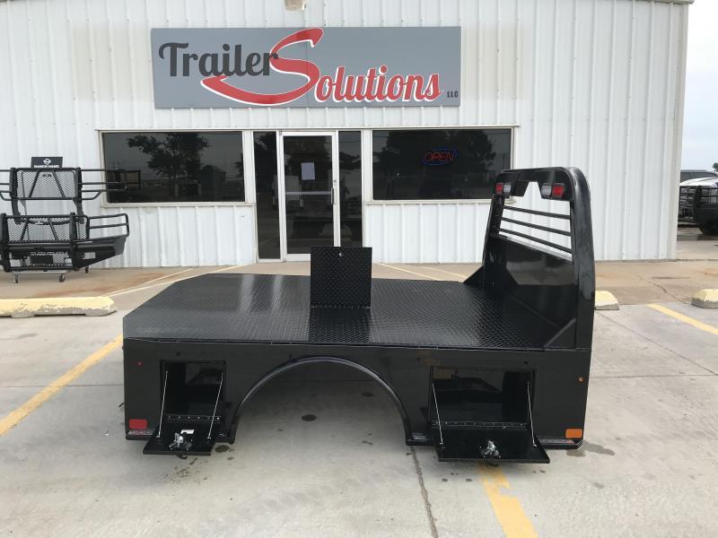 2012 Used PJ Standard Skirt Steel Truck Bed