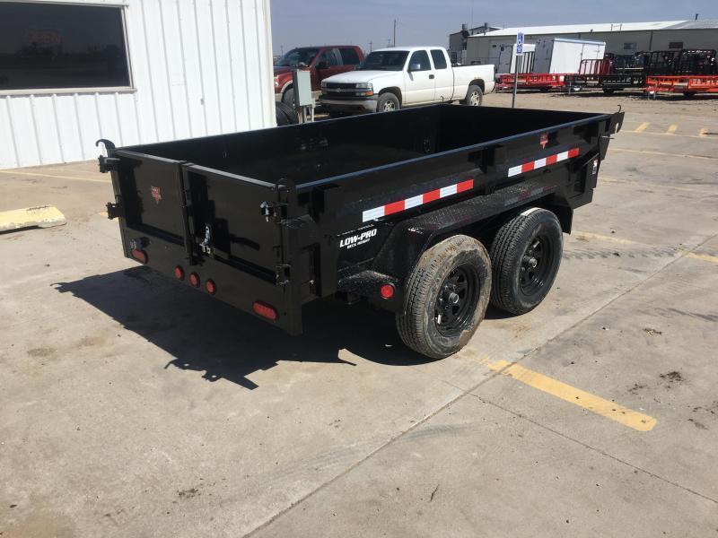 "2020 PJ 10' x 60"" Utility Dump Trailer"