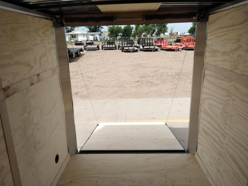 2019 Carry-On 6 x 12 Enclosed Trailer