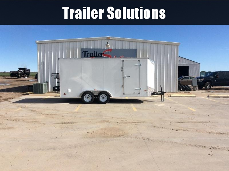 2019 RC 7 x 18 Enclose Trailer