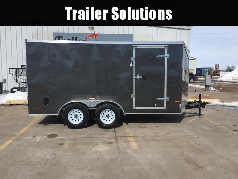 2019 RC 7 x 14 Enclosed Trailer