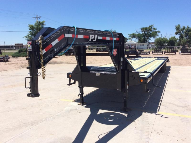 "2020 PJ 40' x 102"" Low-Pro Flatdeck with Duals"