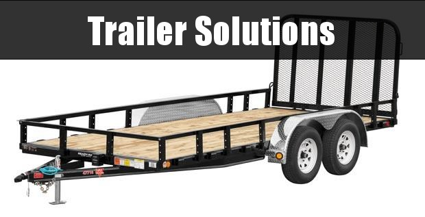 "2019 PJ 14' x 77""Tandem Axle Channel Utility Trailer"