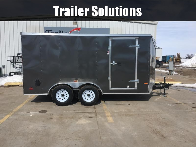 2019 RC RWT 7 x 14 Enclosed Trailer