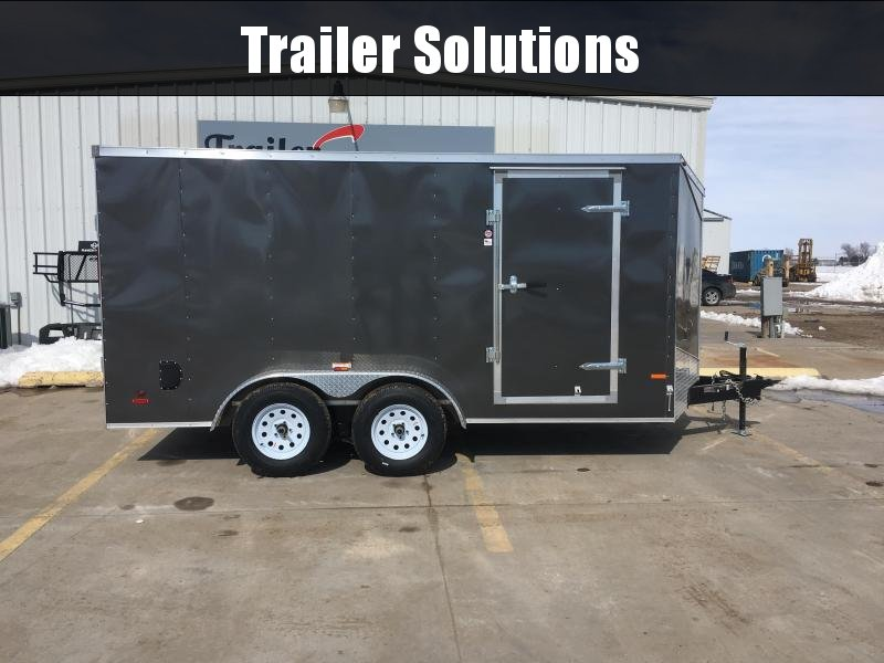 2019 RC RWT 7x14 Enclosed Trailer