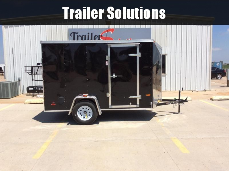 2019 Carry-On 6 x 10 Enclosed Trailer