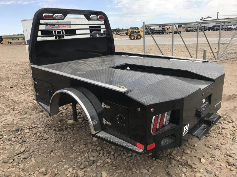 2018 Pj Western Hauler Truck Bed J9Eb 7C9lc on city dump trailers