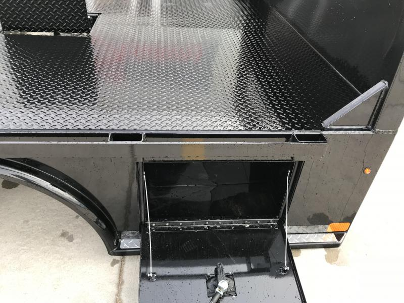2018 PJ Western Hauler Truck Bed