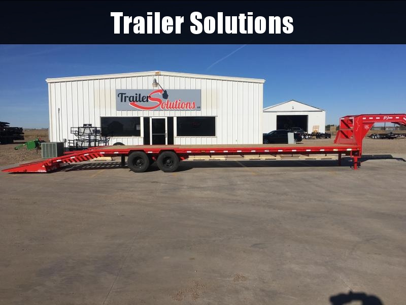 "2019 36"" x 102"" Trailers Low-Pro Flatdeck with Duals (LD) F"