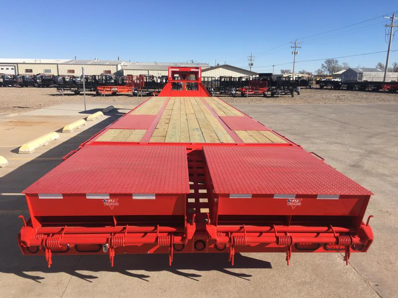 """2019 36"""" x 102"""" Trailers Low-Pro Flatdeck with Duals (LD) F"""