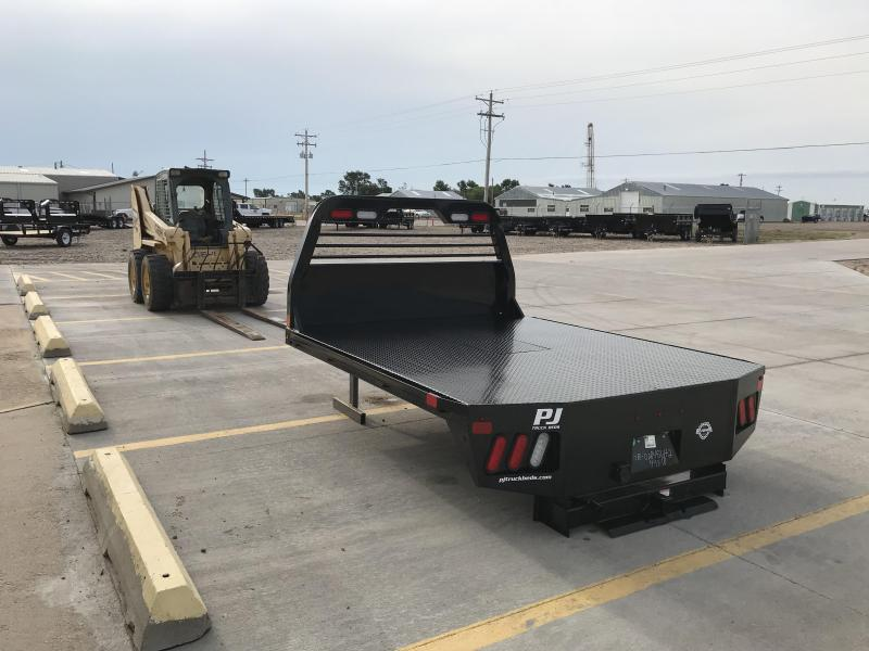 2017 PJ Standard Truck Bed
