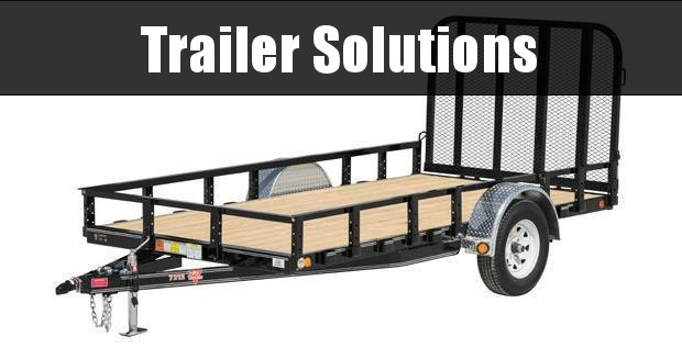"2019 PJ 14' x 77"" Single Axle Channel Utilty Trailer"