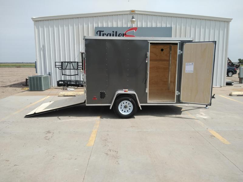 2019 Carry-On6 X 10 Enclosed Trailer