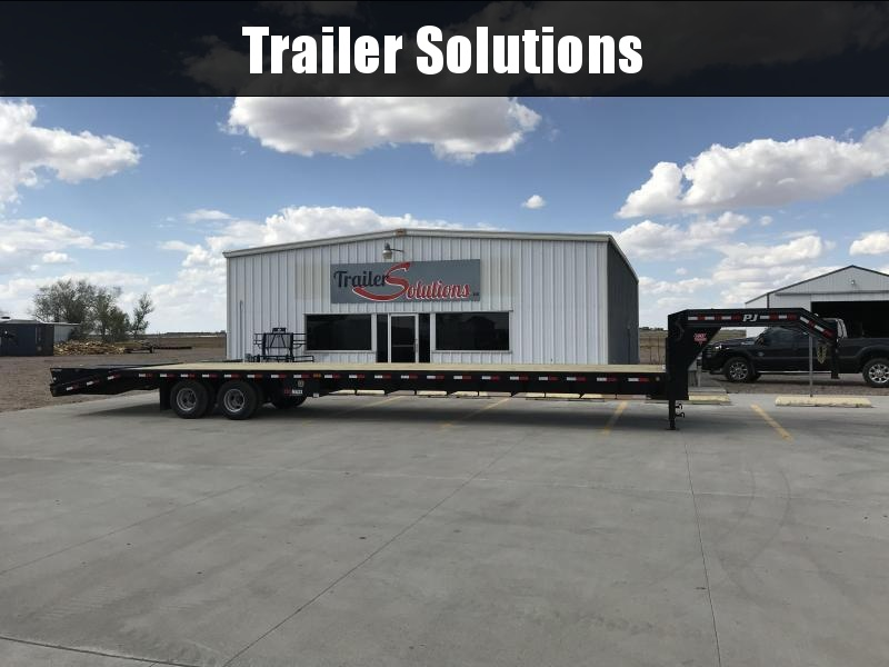 "2019 PJ 40' x 102"" Classic Flatdeck Trailer With Duals"