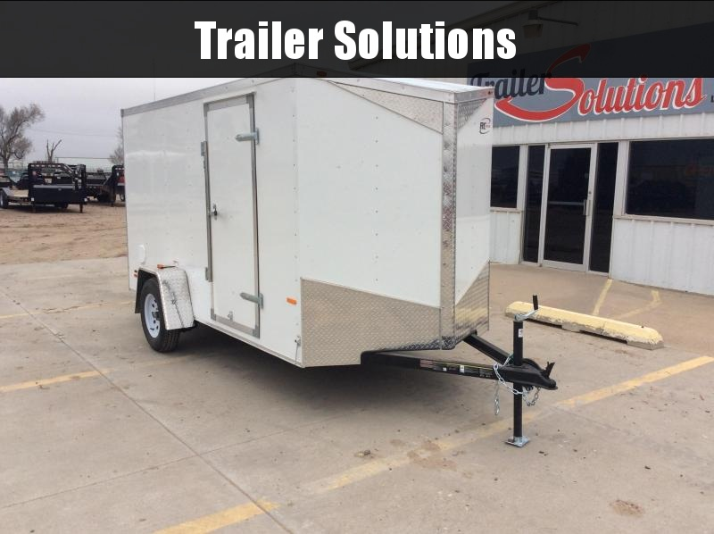 2019 RC 6 x 12 Enclosed Trailer