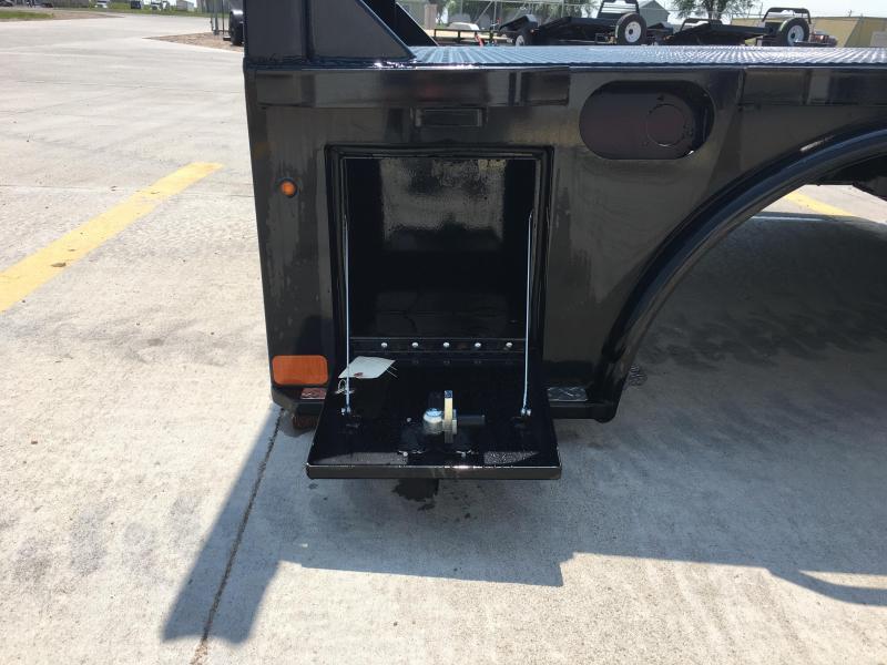 2019 PJ  Standard Skirt Steel Truck Bed