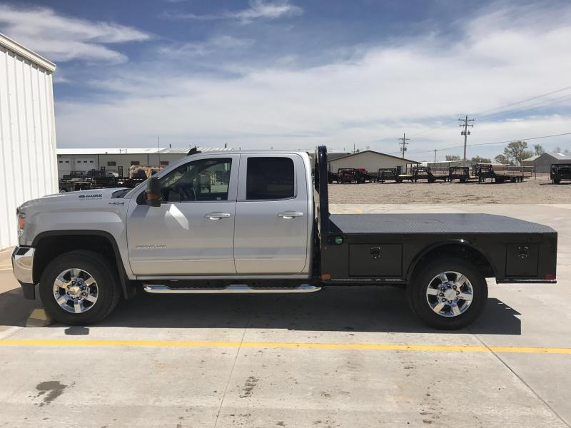 2019 PJ Trailers Skirted Truck Bed