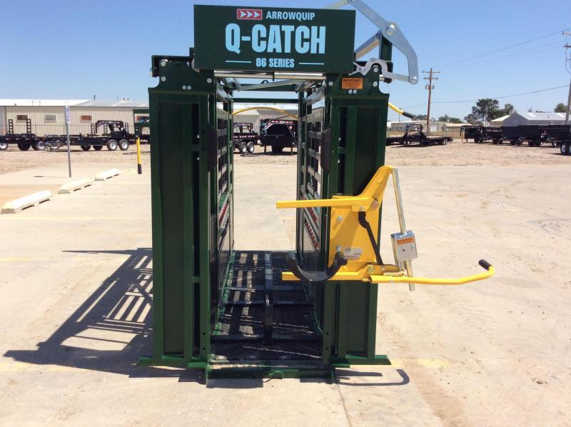 2019 Arrowquip Q-Catch 86 Farm / Ranch