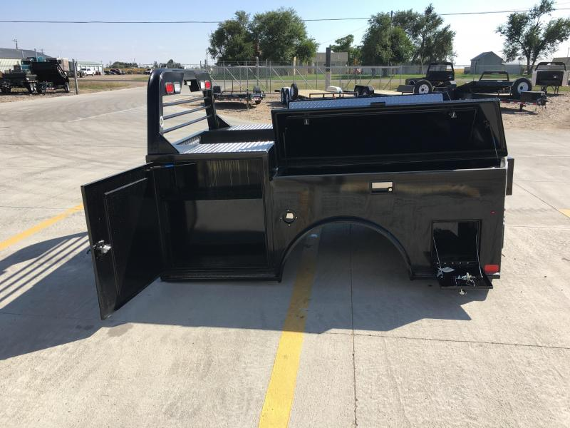 2018 PJ Deluxe Utility Truck Bed