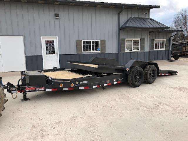 2018 Load Trail 83X20 14K LOW PROFILE TILT Equipment Trailer