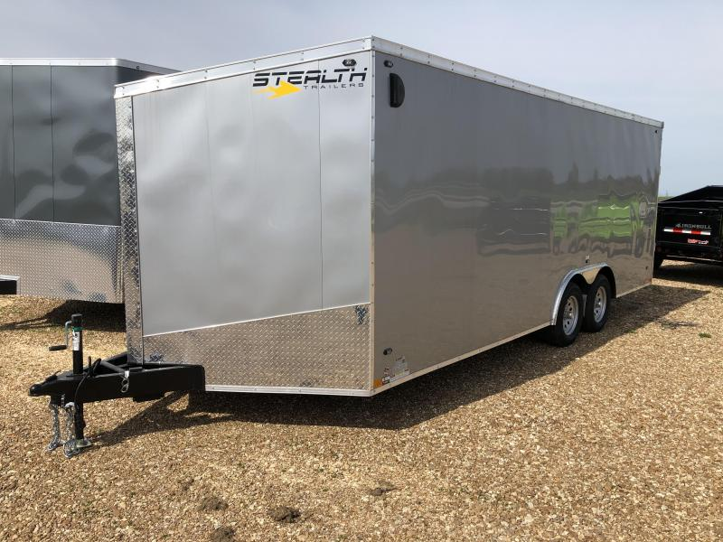 2019 Stealth Trailers 8.5X20 Enclosed Cargo Trailer
