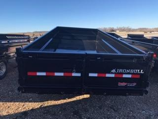 2019 Iron Bull 83X16 Dump Trailer