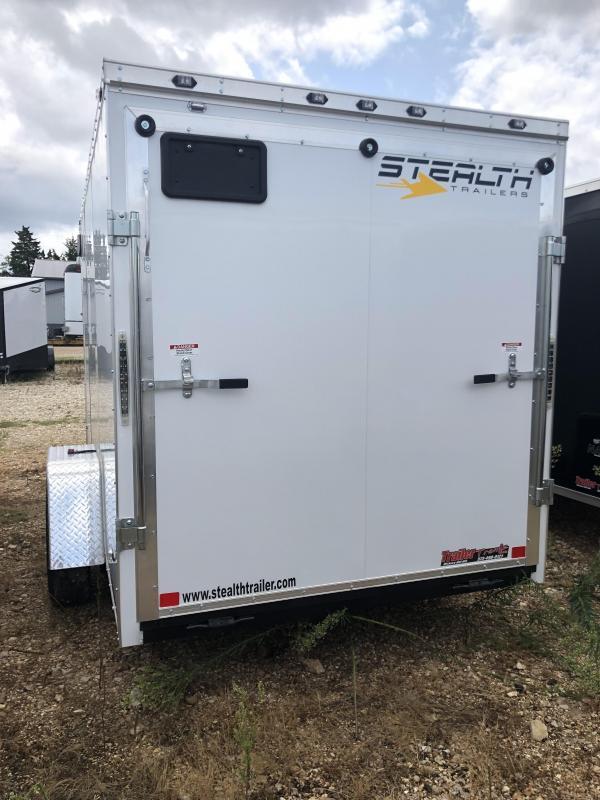2019 Stealth Trailers 6X12 TITAN Enclosed Cargo Trailer