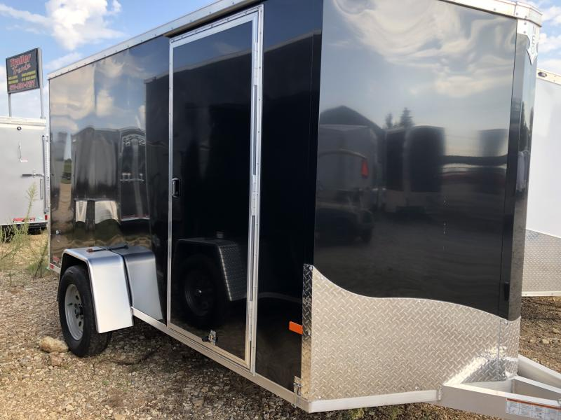 2019 NEO Trailers 6X12 F TOP Enclosed Cargo Trailer