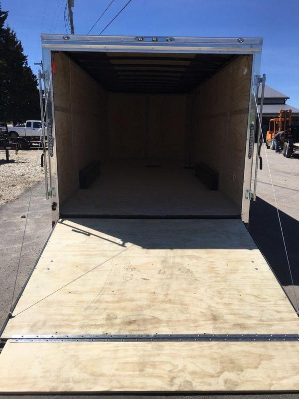 2019 Continental Cargo 8x20 Enclosed Cargo Trailer