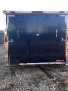 2015 Arising 8.5 x 20 Enclosed Cargo Trailer