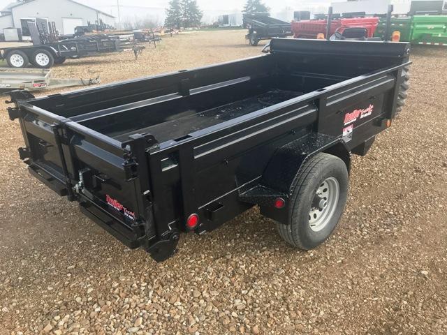 2018 Load Trail 5X10 SINGLE AXLE Dump Trailer