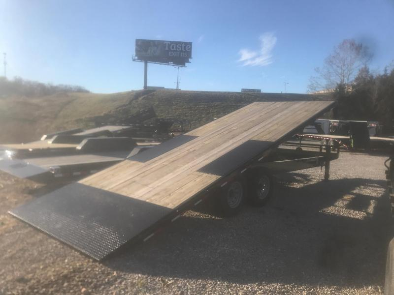 2019 Load Trail 102X24 PINTLE TILT Other Trailer