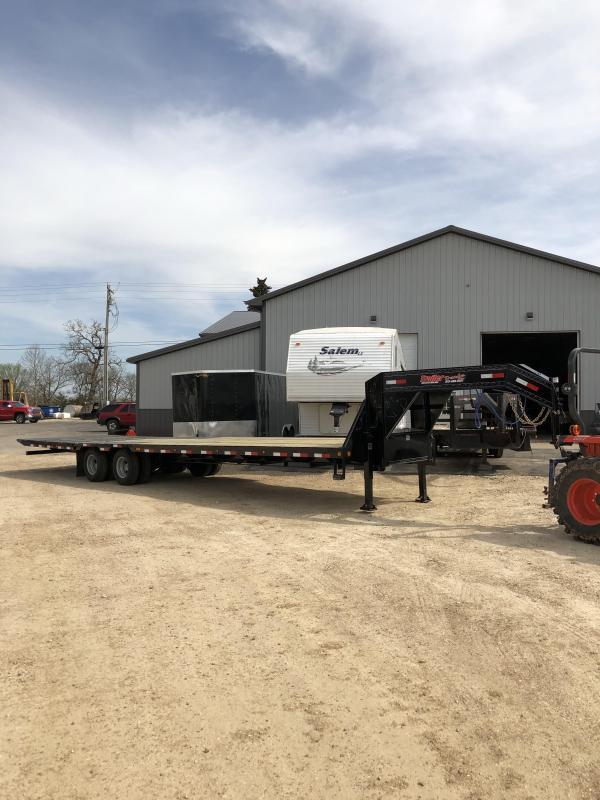 2019 Load Trail 102X36 Equipment Trailer