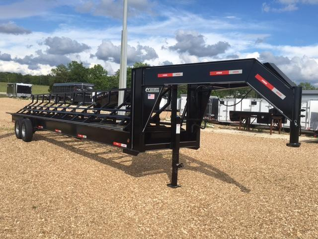 2017 Kodiak 10189 32' HAY TRAILER BLACK