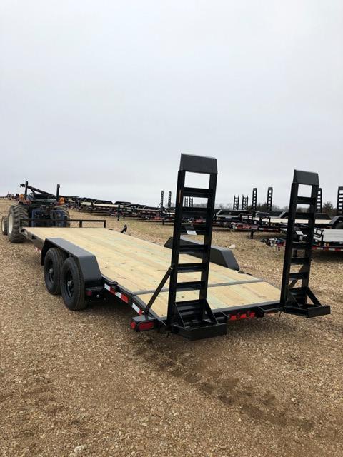 "2019 Load Trail 83"" X 20' Tandem Axle Carhauler Car / Racing Trailer"