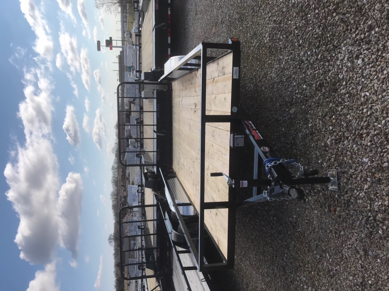 2018 Load Trail 83X16 UE 7K TANDEM AXLE Utility Trailer