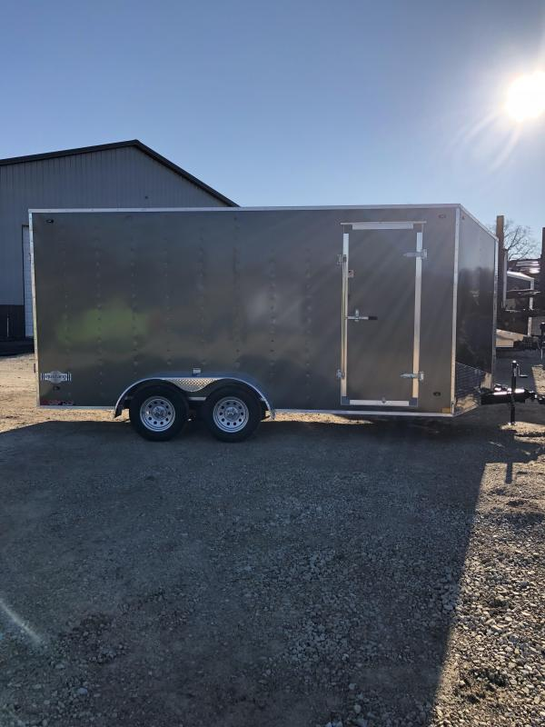 2019 Stealth Trailers 7X16 MUSTANG Enclosed Cargo Trailer