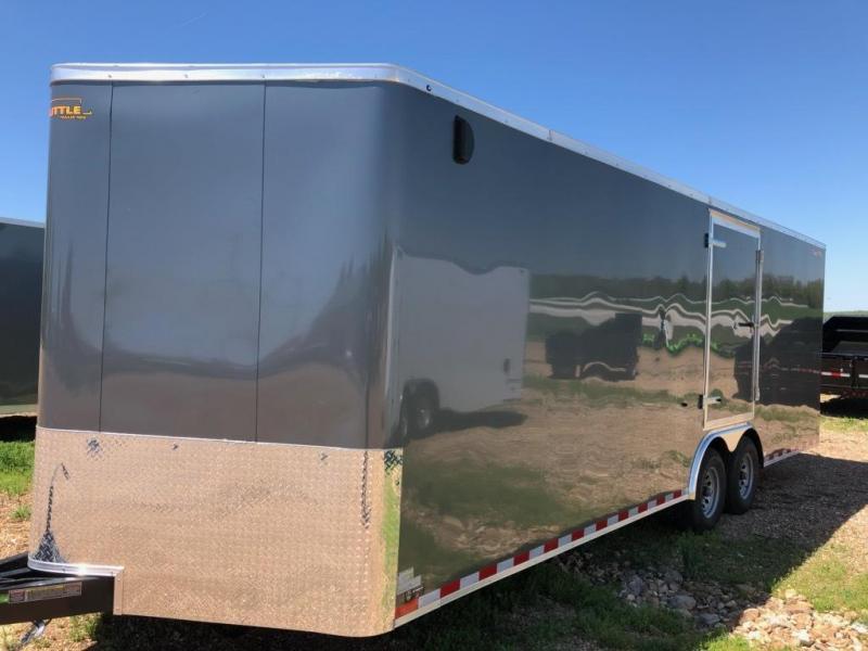 2019 Doolittle Trailer Mfg 8.5x24 Enclosed Cargo Trailer