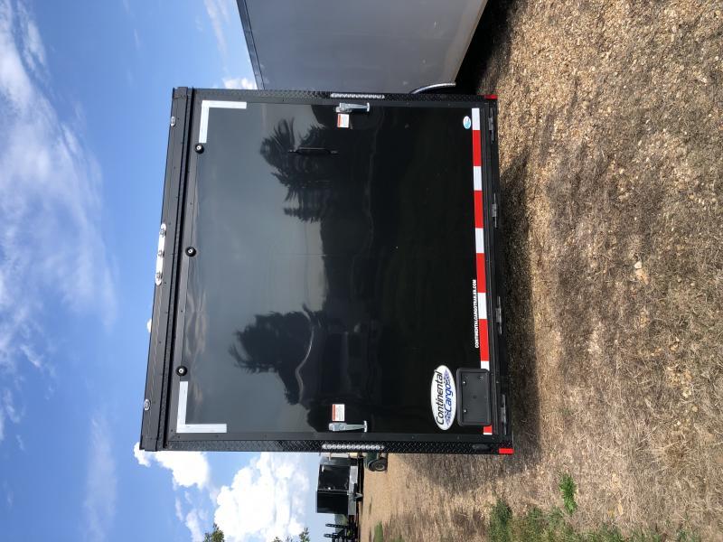 2019 Continental Cargo AM8.528TA4 Enclosed Cargo Trailer