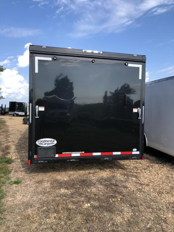 2019 Continental Cargo AM8.528TA4 Enclosed Cargo Trailer