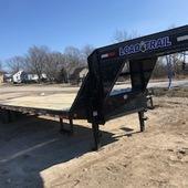 2019 Load Trail 102X32 LOW PRO GOOSENECK Flatbed Trailer