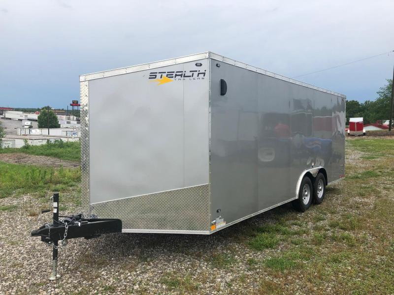 2020 Stealth Trailers 8.5X20 TITAN Enclosed Cargo Trailer