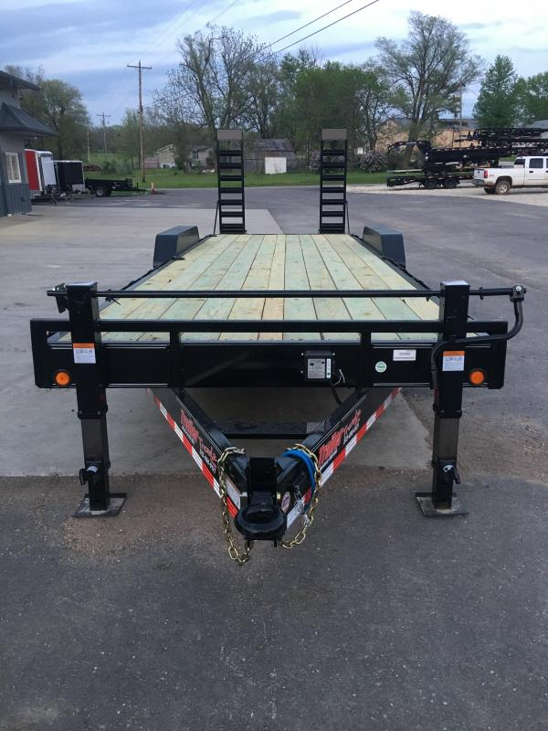 2019 Load Trail 83X24 Flatbed Trailer